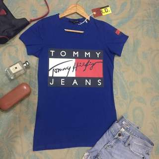 Tommy Hilfiger Rubberized Top