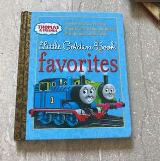 Little golden book favourites Thomas and friends