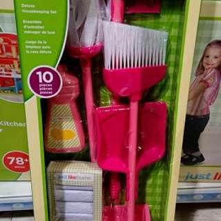 🚚 清潔用品 玩具組合