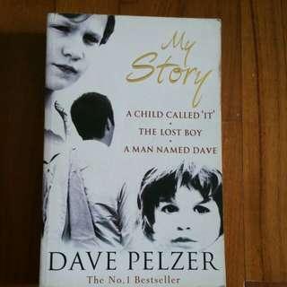 """My story"" Memoir by Dave Pelzer"