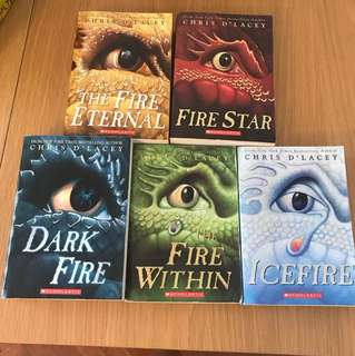 The Last Dragon Chronicles series book