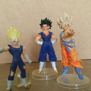 Dragonball pvc figures