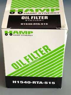 Oil Filter for Honda Vezel