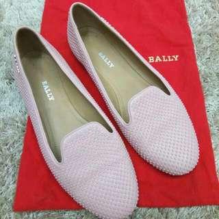 SEPATU BALLY SLIP ON