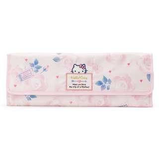 Japan Sanrio Hello Kitty Hair Iron Case (Gurley Travel)