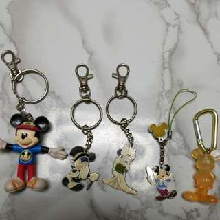 Disneyland key ring