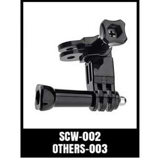 GP THREE WAY ADJUSTABLE PIVOT ARM SCW-002