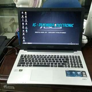 Laptop Asus K56CM core i7 ram 8GB Hdd 1TB vga 2gb