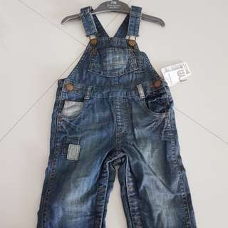 BNWT Mothercare overalls/jumpsuits