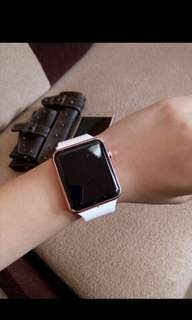 Jam tangan look apple