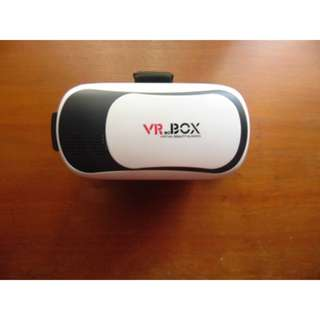 Virtual Reality Box Glasses Kacamata 3D