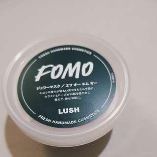 FOMO Lush Face Mask