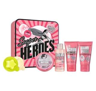 Brand New Soap & Glory Set