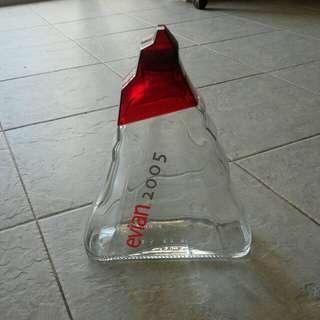Nice glass water bottle