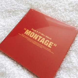 (READYSTOCK) Block B-Montage