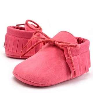 Baby shoe in stock