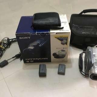 Sony Camcorder- mini dvd