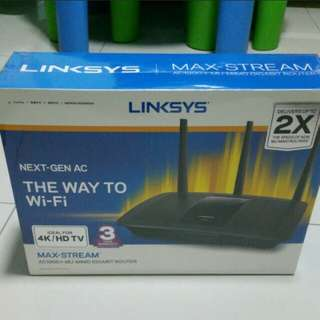 (Free Courier) Linksys EA7500-AH Router AC1900