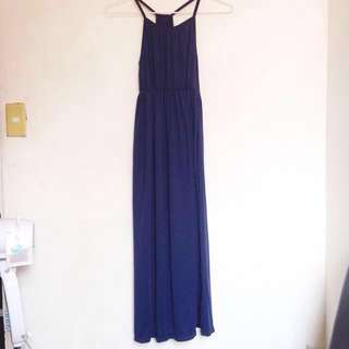 Maxi Dress   Halter Long Dress