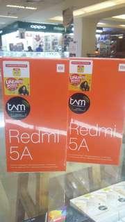 Xioami Redmi 5A dijual credit