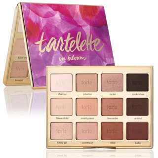 Tarte Tartelette In Bloom Eyeshadow Palette
