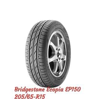 Bridgestone ecopia EP150 205/65-R15