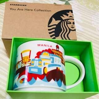 Starbucks Mug MANILA