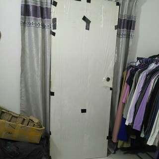 Wooden Door / Pintu Kayu
