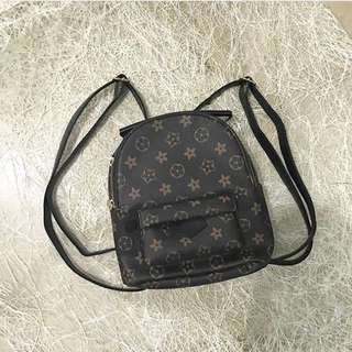 LV Inspired 3-way backpack