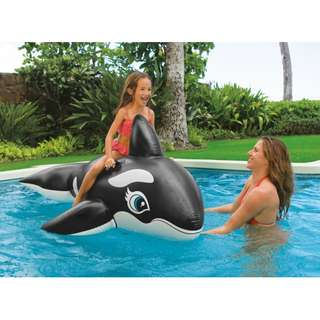Giant Inflatable Whale Shark Floater for Kids and Adults