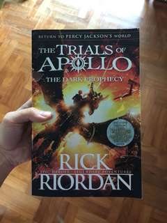 Trials of Apollo - the dark prophecy (Percy Jackson)