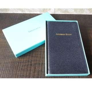 Tiffany & Co. Address Book