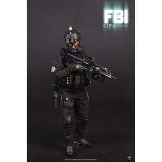 Soldier Story FBI CIRG (Critical Incident Response Group)