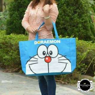 DORAEMON  LARGE SHOPPING BAG