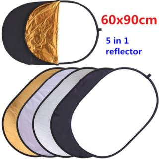 Light Reflector 5-in-1 collapsible