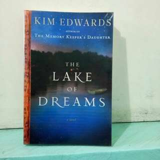 Kim Edwards - Lake of Dreams
