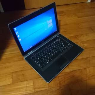 Dell E6430,i7,1gb graphic,bklite keyboard,sim slot