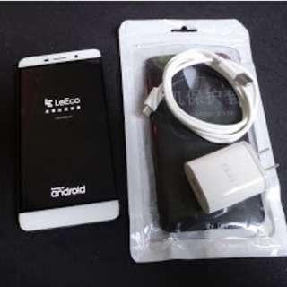 LeTV Le 1 Pro X800 銀色 4gb ram 32gb rom