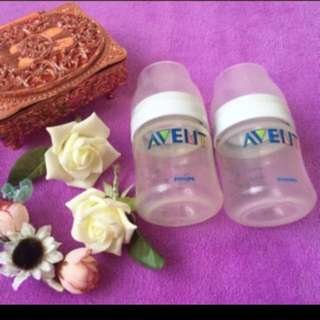 Avent bottle five bottles bundle