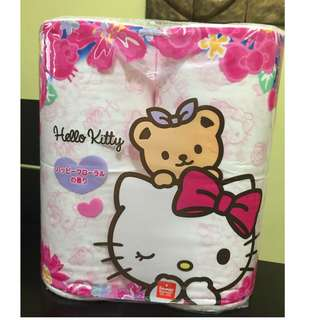 Hello Kitty Scented Tissue Rolls