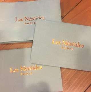 Les Nereides小紙袋