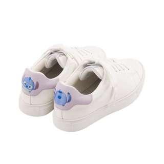 Gracegift stitch sneakers
