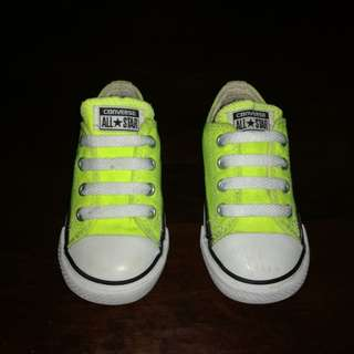 Authentic Converse for kids (2 yrs old &below)