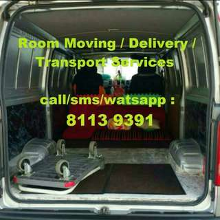 Express Delivery/Moving Transport Service
