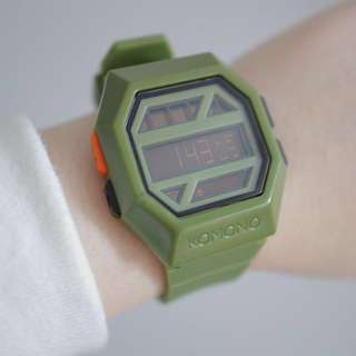 Komono太陽能錶