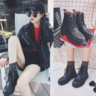 [PO] Korean martin boots