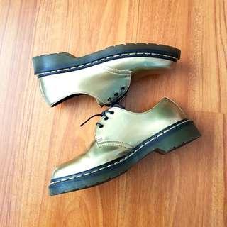 Dr. Martens Gold 1460 Shoes