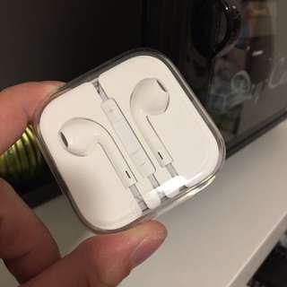 耳機 全新Apple 6s 原裝耳機