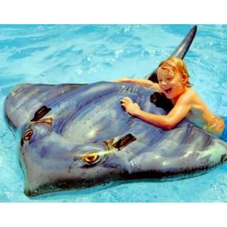 Giant Inflatable Sting Ray Floater for Kids and Adults