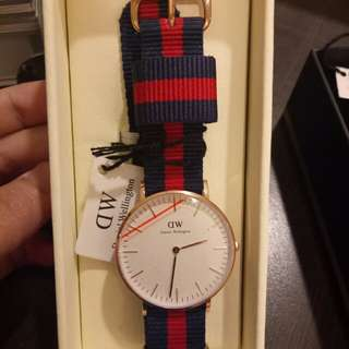 Daniel Wellington watch  nato strap 36mm and 40mm
